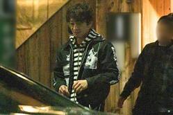 ライブを2日間終え、スタッフらと有名焼き肉店で中打ち上げを行った木村拓哉
