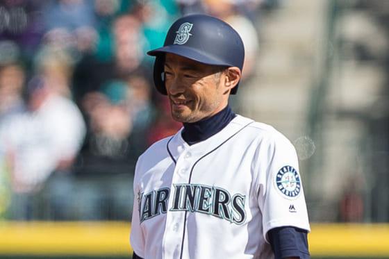 """【MLB】イチローが守備に就くだけで…マリナーズに大きな""""効果""""「観客が元気づく」"""