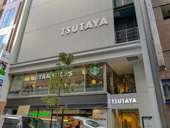 全国屈指のレンタルCDの品揃えだった「新宿TSUTAYA」。2017年11月以降、ブック&カフェやコワーキングスペースを導入した新業態店に転換してしまった