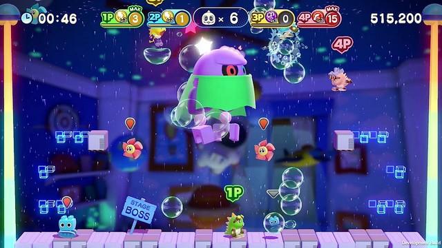 タイトー『バブルボブル』に23年ぶり新作『Bubble Bobble 4 Friends』、スイッチ独占4P対応