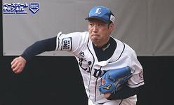 西武・増田達至が最多セーブを初受賞 「周りの皆さんのおかげで獲ることができた賞」