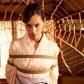 水原希子「亀甲縛り」で妖艶な姿