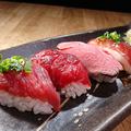 肉寿司が1貫44円 静岡でセール