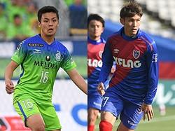 U-20W杯での活躍が期待される齊藤(左)と田川(右)photo/Getty Images