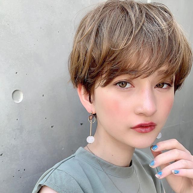 くせ毛 似合う 髪型