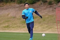 J2再開に向けてコメントをした山田。写真:徳原隆元