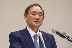 菅義偉首相(2020年撮影)
