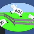 日本人は羊を数えても眠れぬ?英語「sheep」の発音に眠気誘う効果か