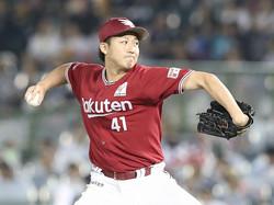 今季限りでの引退を発表した楽天・青山