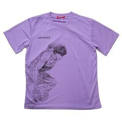 「スラムダンクのスポーツラインTシャツ。」