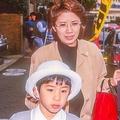 森昌子と息子のTaka