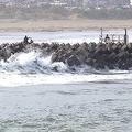 茨城で釣りをしていた3人が海に転落 2人は救助されるも1人が行方不明