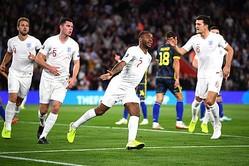 イングランド、前半5発で4連勝…コソボに開始34秒で失点も計8点の打ち合い制す