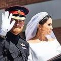 ヘンリー王子のメーガン妃の結婚式 2018(c)Gunter Hofer