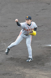 澤村拓一選手(STB-1さん撮影)/WikimediaCommonsより