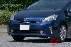 突然の発表、トヨタ「プリウスα」生産終了 消えていった派生ワゴン5選