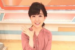 """松尾由美子アナ、最近家から会社に持っていくようになった""""あるもの""""を紹介"""