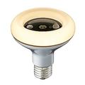 消臭機能を併せ持つLED電球発売 トイレや洗面所などに最適