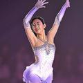 15日、新横浜のスケートリンクで、国内外のトップスケーターが集結したアイスショー「ドリーム・オン・アイス2012」が開催された。 (撮影:フォート・キシモト)  [2012年06月15日、神奈川・新横浜スケートセンター]