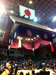 10月30日の番付発表で新小結に昇進した阿武咲。九州場所では、休場明けの横綱たち相手にどれだけ勝ちを拾えるのか。結果次第でさらに上が見えてくる。 ※写真はイメージです