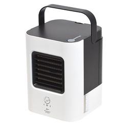 夏のアウトドアの必須製品!気化熱でひんやり気持ちいい「持ち運ぶUSBミニ冷風扇『冷感提灯クーラー』」