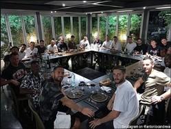 インテルのメンバーが親睦会を開催