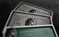 米アメックス、第3四半期利益は予想上回る カード利用増加