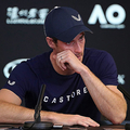 元世界1位マレー、今季限りで現役引退を発表。「全豪オープン」が最後の大会となる可能性も