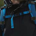 リュックに装着して使用 身体への負担を軽減させるストラップが登場