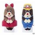 NHKの大人気キャラクター「ねほりんぱほりん」 遂にグッズ化