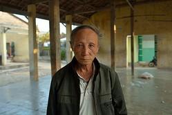 韓国軍虐殺事件の生き残りの一人レ・ヴァン・チェンさん