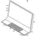上から下まで1枚ガラスのiMac アップルが特許を申請か