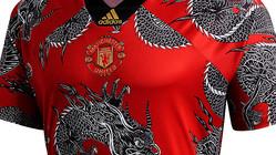 マンチェスター・ユナイテッド、「春節向け」に龍のユニフォーム登場!選手着用画像も