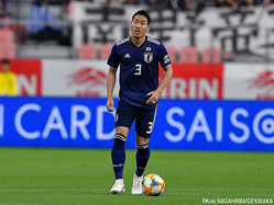 日本代表DF昌子源(トゥールーズ)