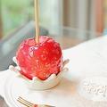 パリパリシャキシャキの新感覚! 本格スイーツに進化したりんご飴の専門店「Candy apple 渋谷店」