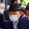 光州地裁に出廷した全被告=30日、光州(聯合ニュース)