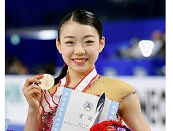 「北京の星」紀平梨花、シニアGP初参戦!3回転半は「大きな大会でしっかり決めたい」