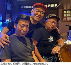 """千原せいじ、同期のなだぎ武は""""共演NG"""""""