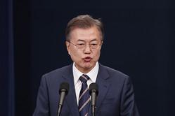 韓国からも批判の声が…(写真/EPA=時事)