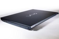 最新デスクトップPCのパフォーマンスと拡張性を持つVAIO S15は、真のオールインワンノートPCだ