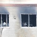 京アニの放火事件で確保された男 コンビニ強盗起こした前科も