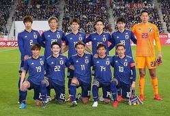 日本代表は4月4日発表のFIFAランクで順位をひとつ上げて26位に。写真:山崎賢人(サッカーダイジェスト写真部)