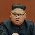昨年10月に開かれた党中央委総会で発言する金正恩(キム・ジョンウン)朝鮮労働党委員長(資料写真)=(聯合ニュース)