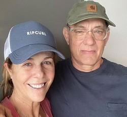 トム・ハンクス夫妻、コロナ感染9か月後の今も抗体保有