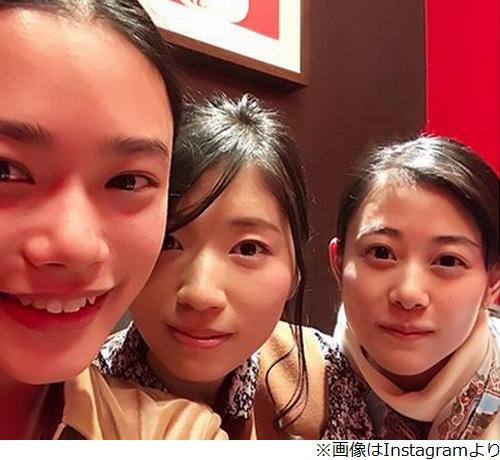 とと姉ちゃん三姉妹\u201d初めて3人で乾杯 , ライブドアニュース