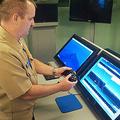 アメリカの潜水艦がゲームコントローラーを採用02