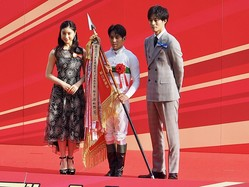 【日本ダービー】土屋太鳳さんがプレゼンターとして登壇 馬券はサートゥルナーリアから勝負しハズレ