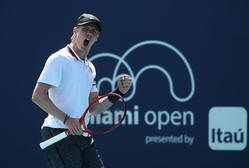 19歳シャポバロフ「長い試合やり抜いた」。世界10位チチパスとの若手対決制しベスト8入り[ATP1000 マイアミ]