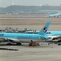 大韓航空の旅客機(資料写真)=(聯合ニュース)