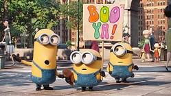 ヒッチハイクで拾いたい  - (C) 2015 Universal Studios. All Rights Reserved.